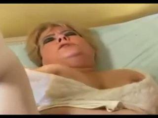 German Grandma Needs Dick Medicine
