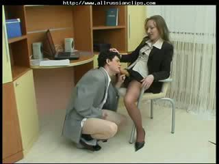 Leila-femdom Strapon russian cumshots swallow