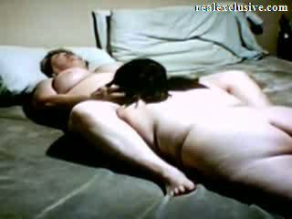Our mature wives for 1 time going lesbian Video
