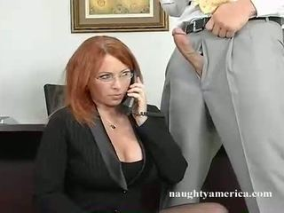Hot Milf Kylie Ireland Takes A Hard Meat Shaft Deep In That Chapr Mouth