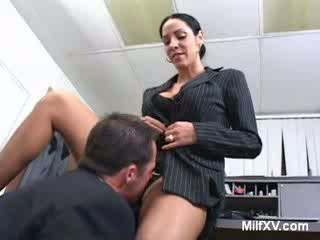 Veronica Teases Her Big MILF Melons