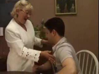 ITA granny fuck a boy