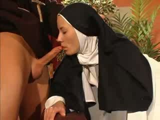 Nun and priest are in love Video