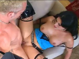 Brunette Honey MaKAyla Cox Screwed From All Angles With A Wet Inflexible Prick