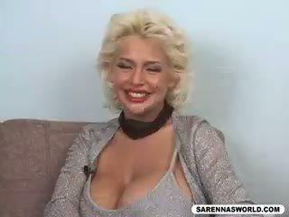 SaRenna Lee Interview 2001