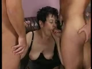 German Mature Orgy Pt.2