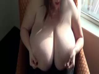 Another huge tit vid