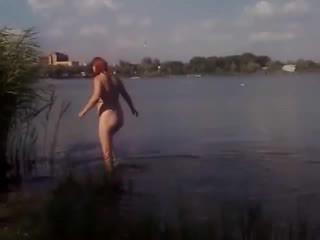 13 Real Russian Slut Oksana Melnikova