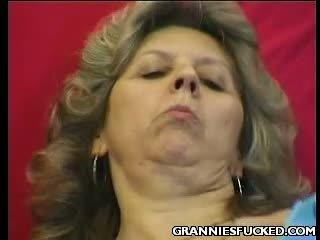 Hot Granny Dorothy