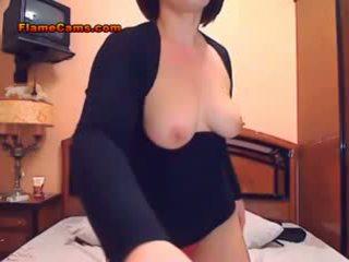 Big Ass MILF Cam Show