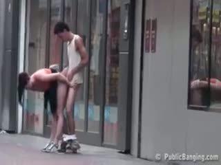 Public sex by casino