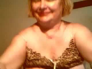Beautiful granny masturbate 2
