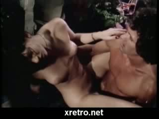 VintageFiRimjob porn movie with lots of hairy Snatch