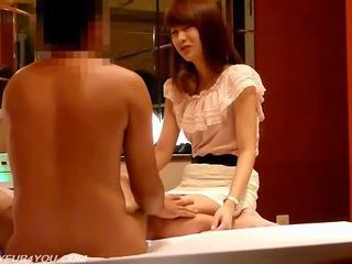 Japanese Model Voyeur Sex Interview