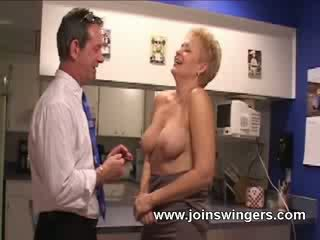 Dirty swinger fucking