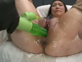 The Big Green Pussy Eater