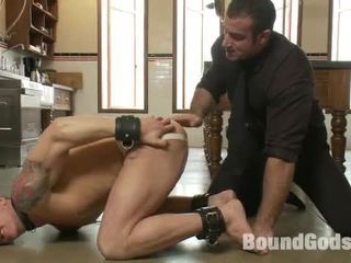 After Phillip Aubrey Passes His First Test On Bg, Spencer Reed Trains His Real Life Partner For Tthat Guy Upper Floor.