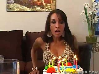 Kristina Cross Get Hardcore Fuck For Her Birthday Video
