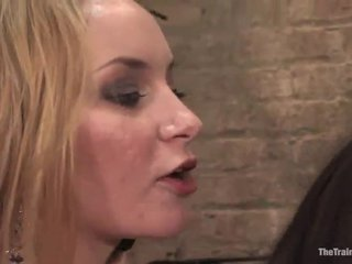 Alexa Von Tess Has Punished By Aired Starr