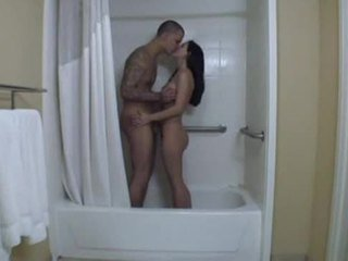 Amateur Couple Fuck in Hotel Room