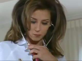 Nurse Leanna Heart Makes Naughty House Call