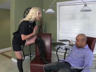 Foot Fetish - Female Domination