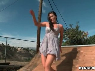 Trisha Rey Redhead VS Black Stud