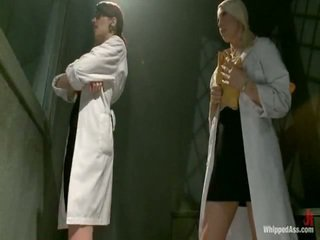 Pair Kinky Doctors Buy The Prostitute And Do Sadistic And Nasty Sexual Medical Fetish Experiments Onto Her And Have Multiple Orgasms!