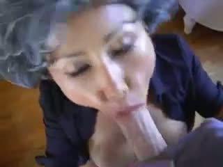 Mature Asian young pervert