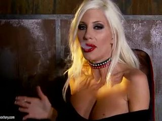 Hawt Blonde Puma Swede Acquires Likewise Hot To Handle She Wanted Some Action
