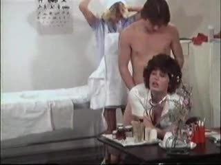 The Sex Clinic! Retro Porn!