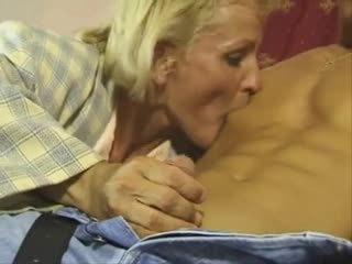 Granny Is a Big Tipper!