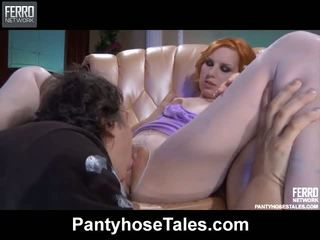 Chloeb Ed Kinky Pantyhose Video