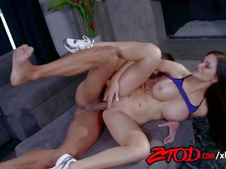 Kendall Karson Stacked and Packed, Free Porn c3