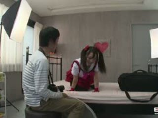 Super Cute Japanese Teen Tricked And Fucked By The Cameraman