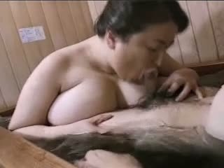 Asian mature BBW Mariko pt2 Bath (no censorship)