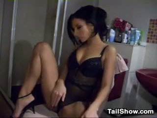 Sexy Webcam Whore Touches Herself