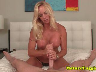 Beautiful Busty MILF POV Wanking Dick, HD Porn 0b