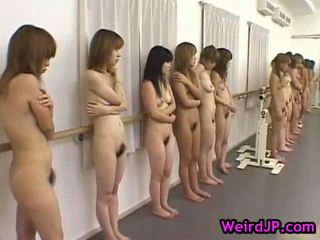Enormous Japanese Orgy