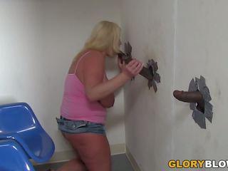 Busty Blonde Zoey Andrews Fucks BBC - Gloryhole: HD Porn 60