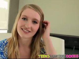 Beautiful teen Summer Carter fucked good