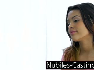 Nubiles Casting - First monster cock for busty teen - Porn Video 351