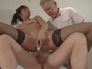French Gyneco Anal DP Fisting Squirting and More: Porn e8