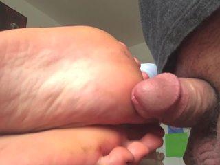 Big Soles Rub Small Dick, Free Big Dick Porn c3