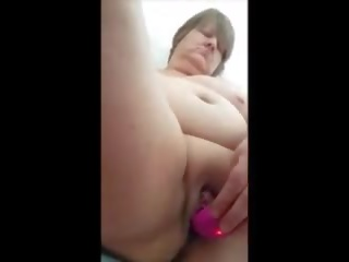 Shower Fun after Sex with Black Dildo, Porn 6f
