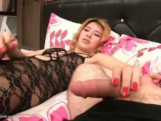 Shemale Lisha Prostate Pleasure Bodysuit