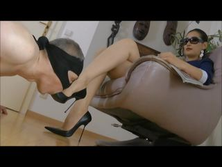 Adore Your Lady: Free Slave HD Porn Video 6f