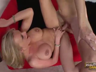 Unreal sex with cheating housewife Kate Frost