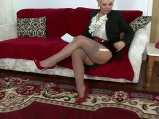 Blond MILF R20: Free Mature Porn Video fa