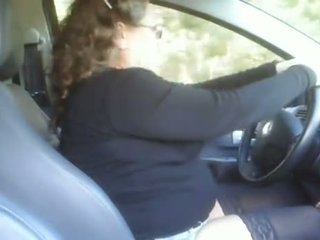 Chubby Granny Dogging And Get Cumshot In Mouth